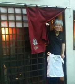 Organi pub Onnoji owner Hiroyuki Endo